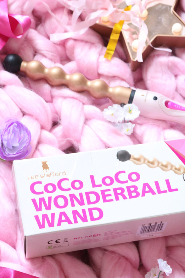Lee  Stafford Coco Loco Wonderball Wand