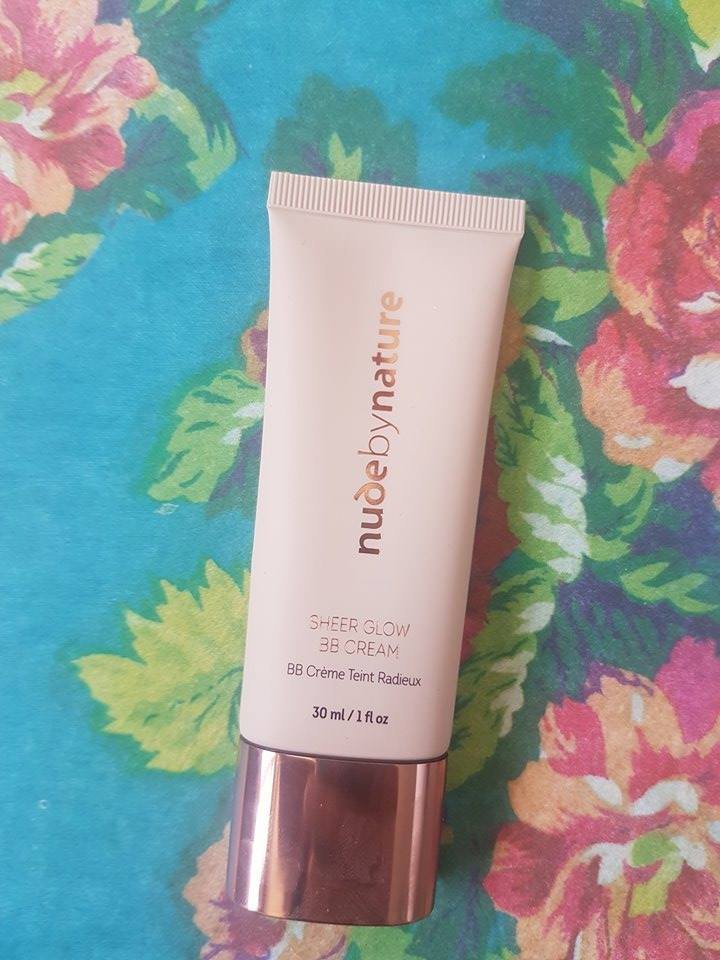Nude By Nature Sheer Glow BB Cream