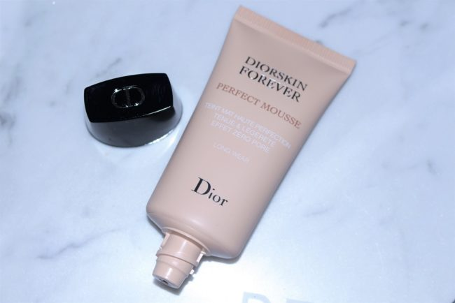 5231673458 Diorskin Forever Perfect Mousse Foundation Review - Before & After