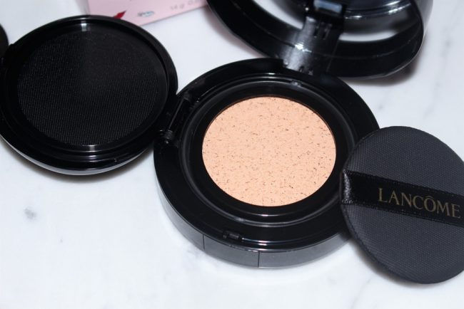 Lancome Olympia S Wonderland Cushion Highlighter Review