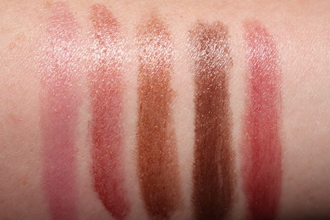 Tom Ford Boys and Girls Swatches Douglas, Snowdon, Aaron, Travis, Ryan
