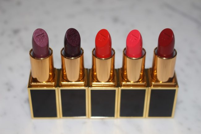 Tom Ford Boys and Girls Swatches Elliot, Jon, Connor, Federico, Warren