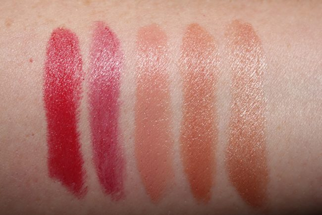 Tom Ford Boys and Girls Swatches Tony, Joaquin, Alexander, Bradley, Graham