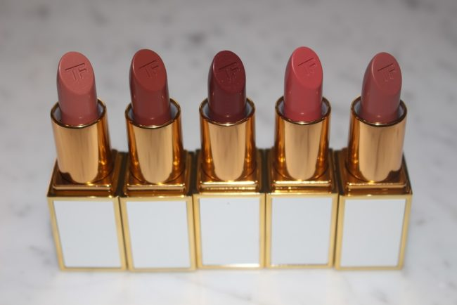 Tom Ford Boys and Girls Swatches Katherine, Monica, Kyra, Zoe, Joan