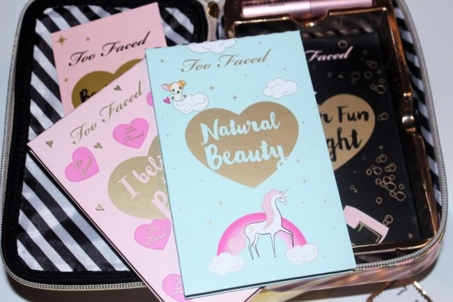 Too Faced Holiday 2017 UK - Best Year Ever, Pretty Little Planner ...
