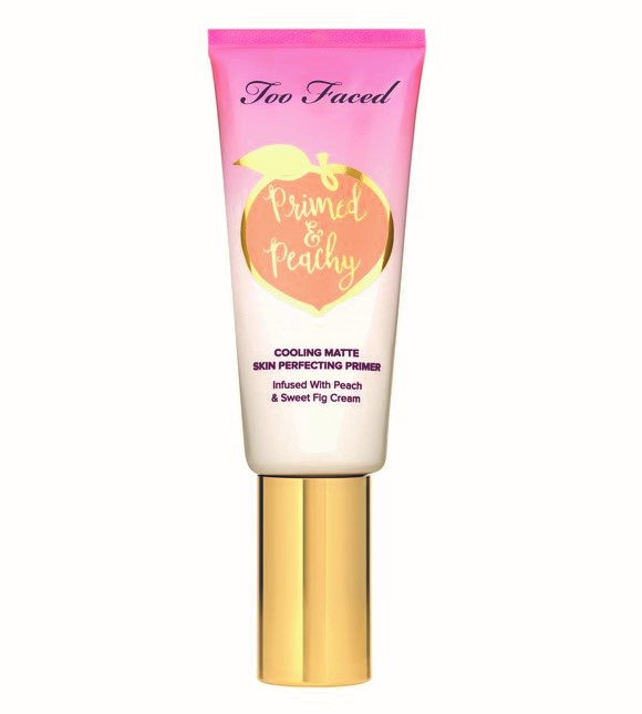 Primed & Peachy Cooling Matte Perfecting Primer