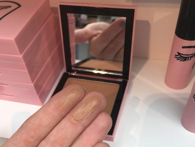 ASOS Own Brand Makeup - Bronzer Swatch
