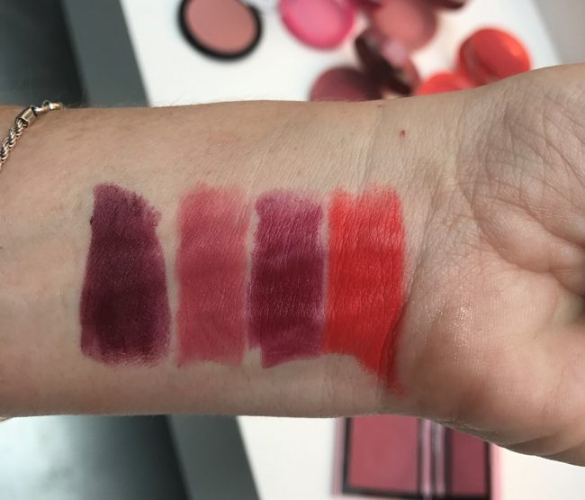 ASOS Own Brand Makeup - Lipstick Swatches