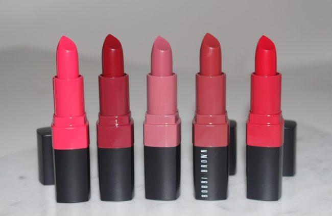 Bobbi Brown Crushed Lip Color - Crush, Grenadine, Lilac, Plum, Punch