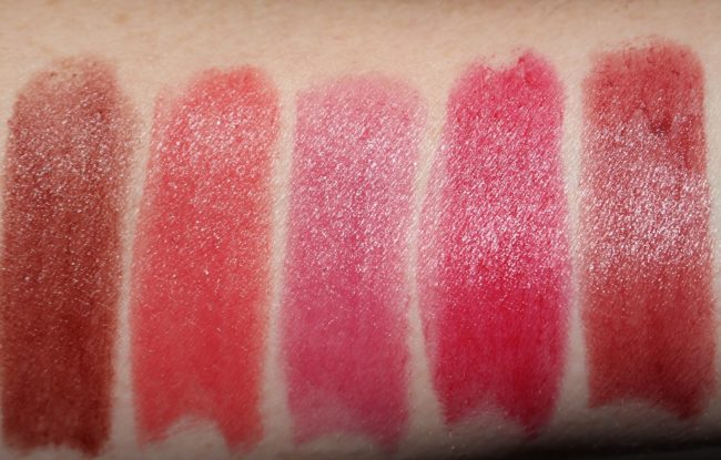 Bobbi Brown Crushed Lip Color Review Swatches 20 Shades