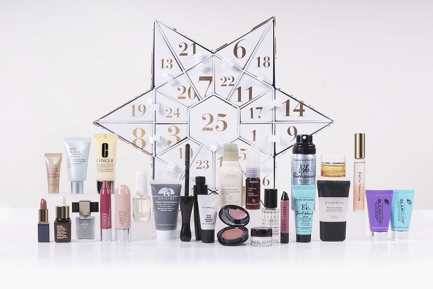 estee lauder companies advent calendar 2017 the beauty countdown