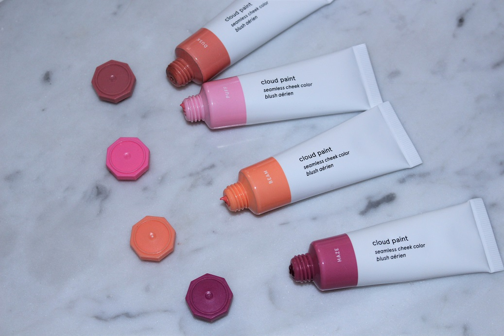 Glossier Cloud Paints Uk Review Amp Swatches All Shades