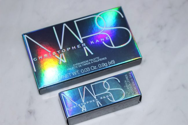 NARS Christopher Kane Chrome Couture Collection