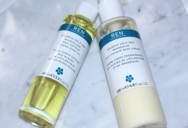REN & Now To Sleep Mist with Kelp & Magnesium For Better Sleep