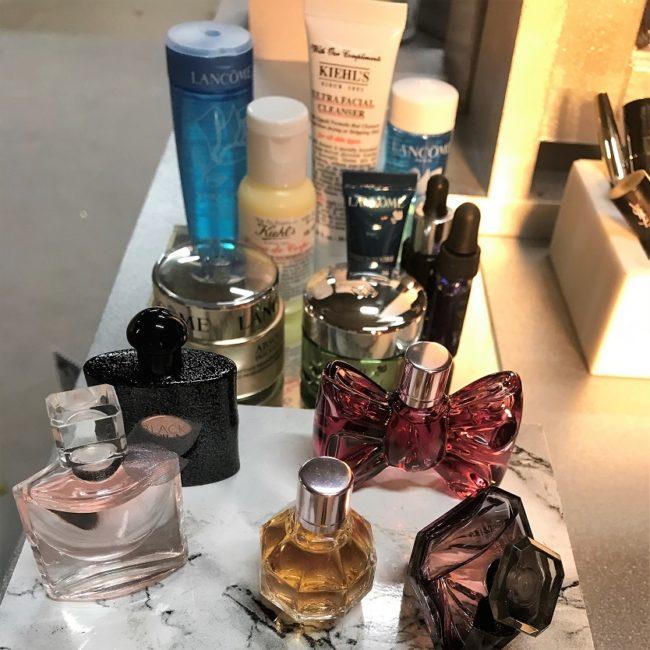 Selfridges Beauty Advent Calendar 2017 - Contents