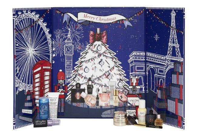 Selfridges Beauty Advent Calendar 2017 - L'Oreal Luxe