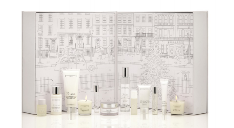 The White Company Advent Calendar 2017 Contents Launch