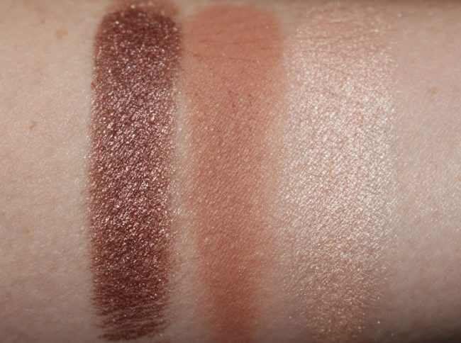 theBalm Smoke Balm Vol 4 Foiled Eyeshadow Palette Swatches