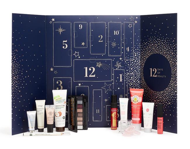 feel unique advent calendar 2017 contents christmas. Black Bedroom Furniture Sets. Home Design Ideas
