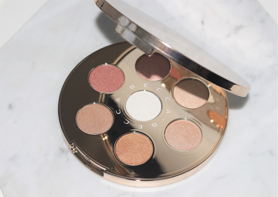 Becca Apres Ski Glow Eye Lights Palette Review Amp Swatches