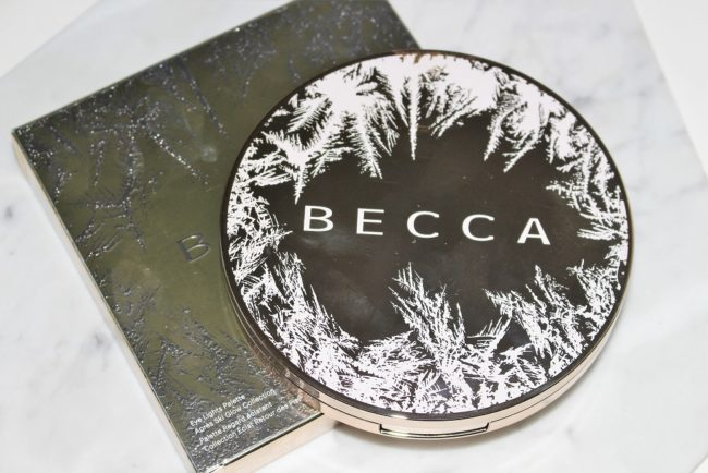 BECCA Apres Ski Glow Eye Lights Palette
