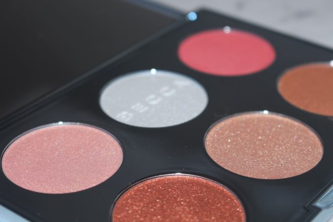 Becca Apres Ski Glow Face Palette Review Amp Swatches