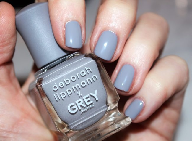 Deborah Lippmann Jason Wu Grey Day