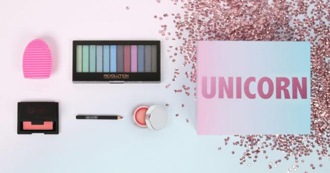 GLOSSYBOX Unicorn Vs Mermaid Box