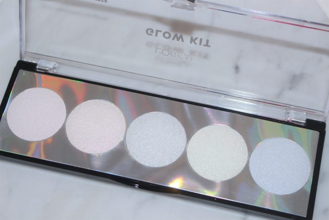 L'Oreal Paris Holographic Glow Kit