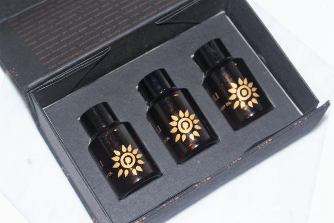 Mauli Trio of Therapeutic Oils Gift Set