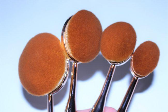 Next NX Beauty Luxury Face Brushes