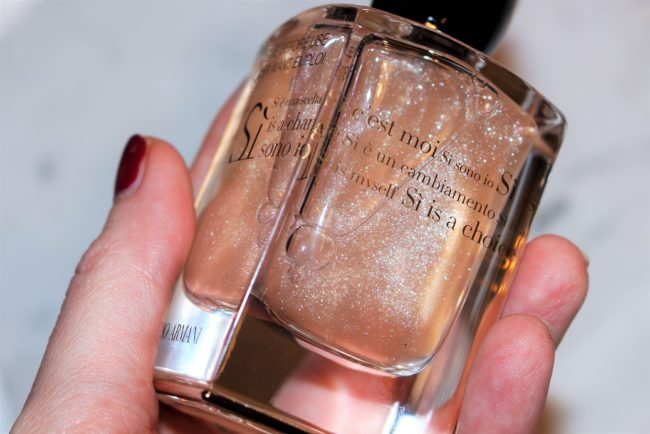 Armani Si Nacre Sparkling Edition Eau de Parfum