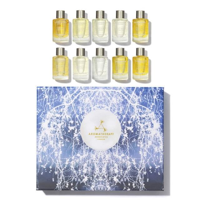 Best Christmas Beauty Gift Sets - Aromatherapy Associates