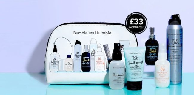 Best Christmas Beauty Gift Sets - Best of Bumble