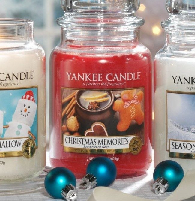 Best Christmas Candles 2017