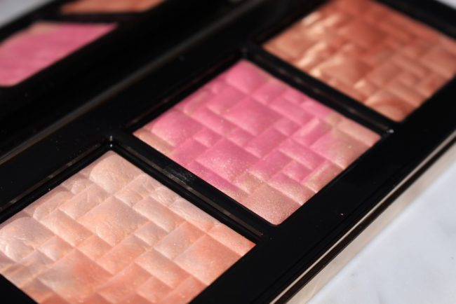 Bobbi Brown Bobbi To Glow Highlighting Trio Swatches