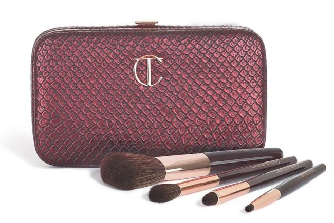 Charlotte Tilbury Christmas 2017 Mini Magical Brush Set