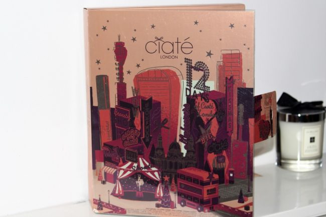 Ciate Advent Calendar 2017 - 12 Days of Ciate London