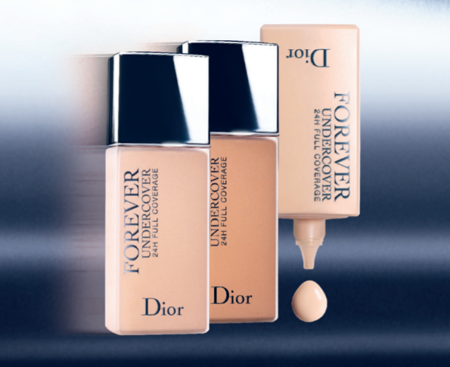 DIOR Diorskin Forever Undercover Foundation 24H Full Coverage