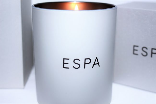 ESPA Winter Pine Candle