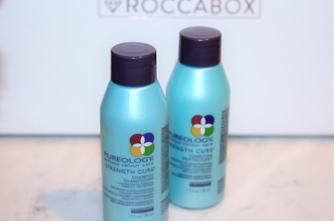 Roccabox X Really Ree - Pureology Strength Cure