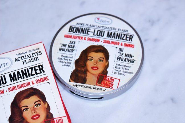 theBalm Bonnie Lou Manizer Highlighter