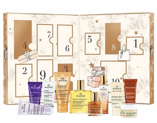 12 Day Beauty Calendars You Can Still Buy 2017