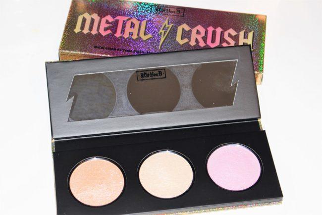 Kat Von D Metal Crush Extreme Highlighter Palette