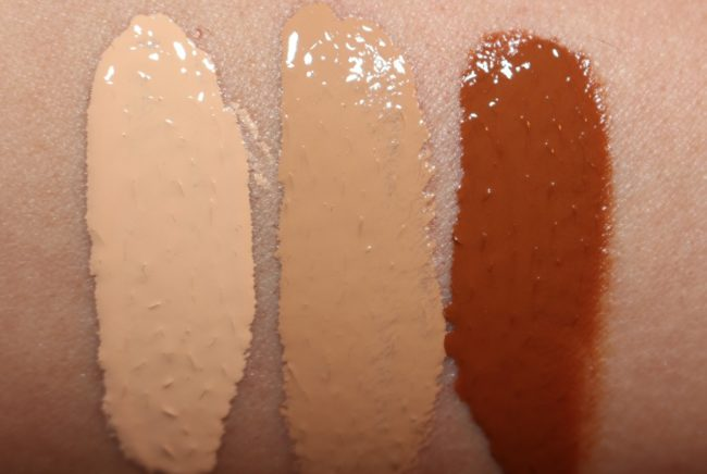 Too Faced Peach Perfect Foundation Review & Swatches