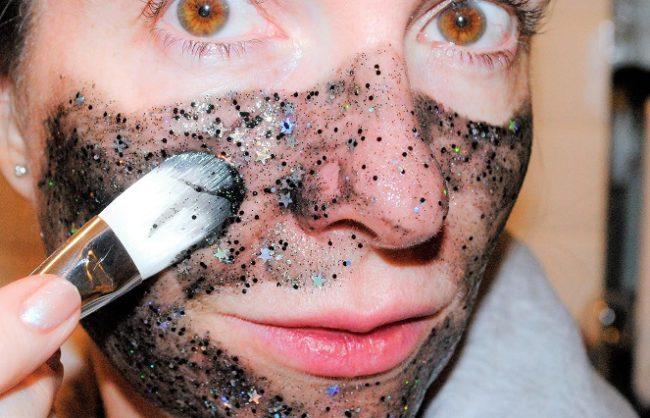 Glamglow Glitter Mask Gravitymud UK