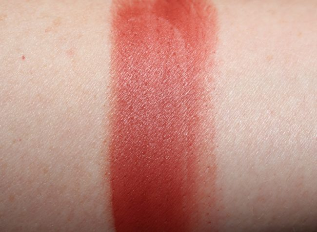 NARS Spring 2018 Hot Tin Roof Liquid Blush Swatch