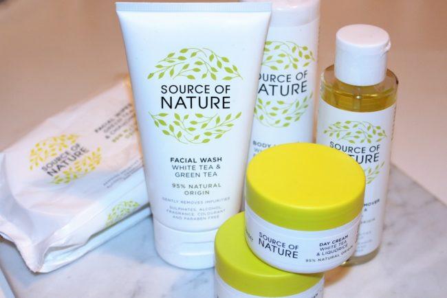 Source Of Nature Vegan Skincare at Sainsbury's