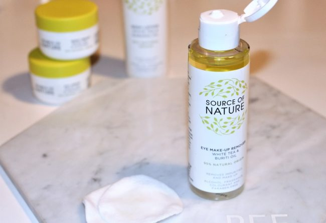 Source Of Nature Eye Makeup Remover