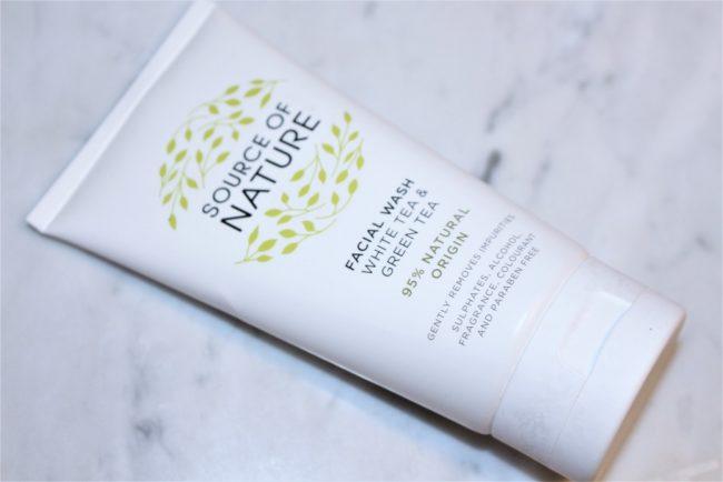 Source Of Nature Facial Wash